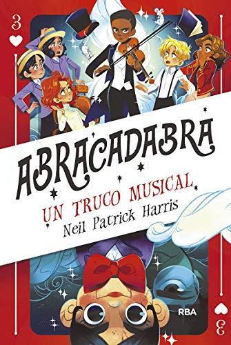 Abracadabra 03. Un truco musical (FICCIÓN KIDS)