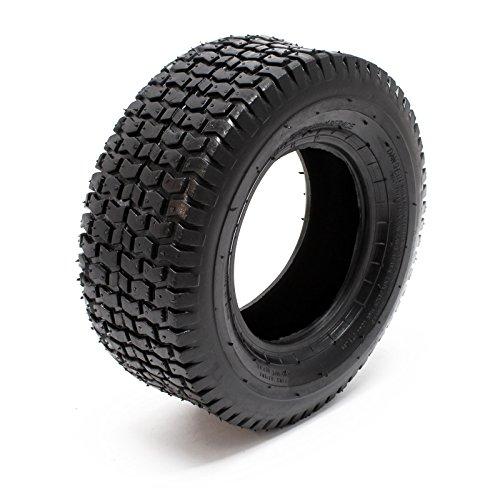 Neumáticos para segadoras de césped Cubierta de neumáticos Tractor de neumáticos 16x5.00-8 Perfil de bloque