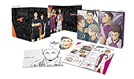 ハイキュー!! 烏野高校 VS 白鳥沢学園高校 Vol.3(初回生産限定版) [Blu-ray]