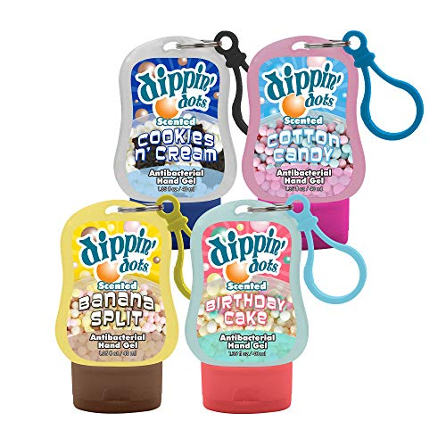 Stupendous Just For Laughs Dippin Dots Scented Hand Sanitizer 1 35 Fl Oz 4 Funny Birthday Cards Online Kookostrdamsfinfo