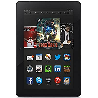 """Kindle Fire HDX 8.9"""", HDX Display, Wi-Fi, 32 GB (Previous Generation - 3rd)"""