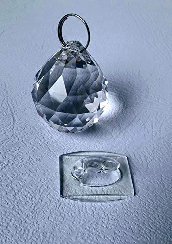 Cristal Multifacetado para uso em Feng Shui Asfour 40mm