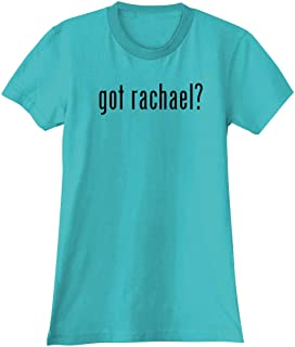 The Town Butler got Rachael? - A Soft & Comfortable Women's Junior Cut T-Shirt