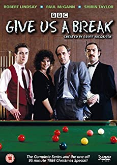 Give Us A Break - The Complete Series