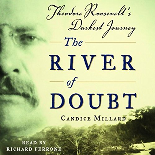 The River of Doubt audiobook cover art