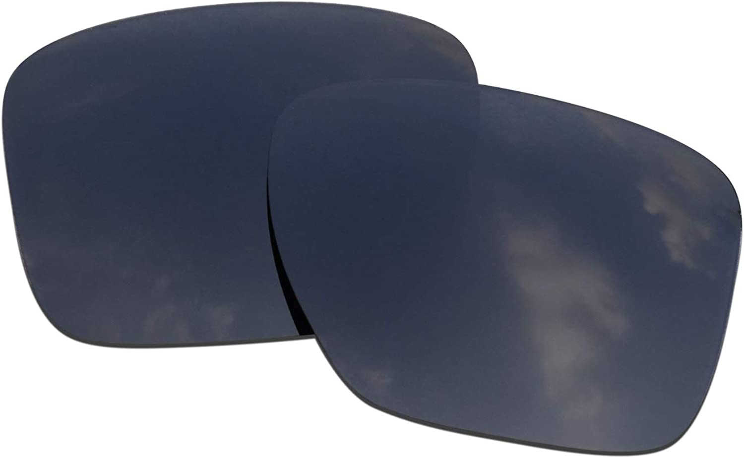 Max 72% OFF SOODASE For Oakley Sliver XL Super Special SALE held Sunglasses Black Polarized Replacem