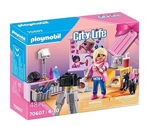 PLAYMOBIL City Life 70607 Geschenkset