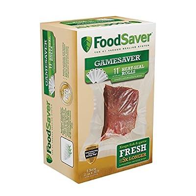 FoodSaver Vacuum Seal Roll | Make Custom-Sized BPA-Free Vacuum Sealer Bags