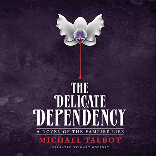 The Delicate Dependency audiobook cover art