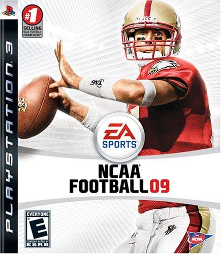 NCAA FOOTBALL 09 PS3