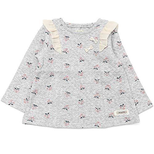 Biquette (ビケット) トレーナー (80〜130cm) キムラタンの子供服 (32106-203) ピンク 130