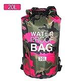 ChicSoleil Dry Bag 2L,5L,10L,15L,20L,30L Wasserdicht Packsack Aufbewahrungstasche Ocean Pack...