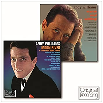 Moon River and Other Great Movie Themes / Warm and Willing