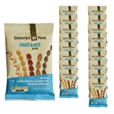 Imperial Nuts Dried Fruit & Nut Blend ( 18 Packs x 2.75 oz) Featuring Raisins, Cranberries, Cashews, Golden Raisins & Almonds Nuts Snack Bags for On The Go Snacking