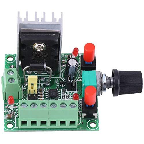 Controlador de motor paso a paso Placa Reguladora de velocidad PWM Generador de señal de pulso Regulador de voltaje Nuevo
