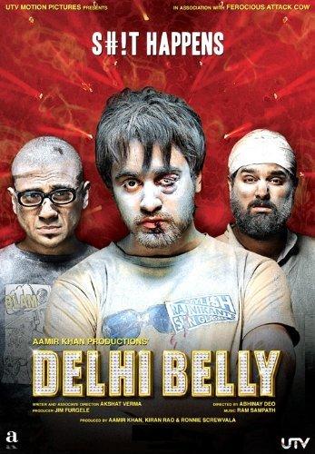 Delhi Belly (2011) (Aamir Khan Productions / Comedy / Hindi Film / Bollywood Movie / Indian Cinema /DVD) by Imraan Khan