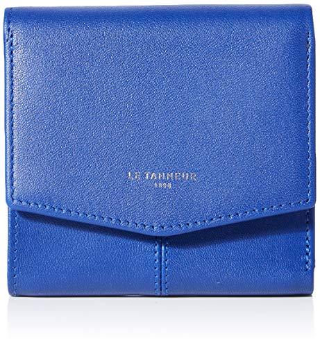 Le Tanneur TOTT3330 - Carteras para Niños Mujer, Azul (Azul (LE BLEU B08)), 1x10x10 cm (W x H x L)