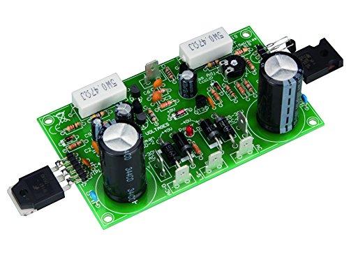 VS-ELECTRONIC - 840382 Velleman versterker, bouwset, 200W K8060