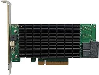 HighPoint RocketRAID RR3720C Low Profile Host Bus Adapter, 2x SFF-8643 mini-SAS HD, PCIe 3.0, Window/Linux/MacOS/FreeBSD