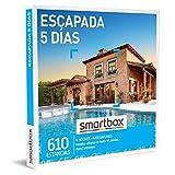 Smartbox - Caja Regalo Amor para Parejas - Escapada 5 días - Ideas Regalos Originales - 4 Noches con Desayuno para 2 Personas
