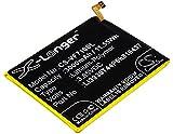 CS-VF710SL Batería 3000mAh Compatible con [ZTE] Blade X, Z965, para [VODAFONE] Smart V8, VFD 710, Vfone 6+ sustituye Li3930T44P6h816437