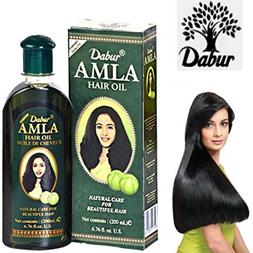 DABUR AMLA HAIR OIL NATURAL CARE FOR HEALTHY, LONG & BEAUTIFUL HAIR 200ML by Dabur