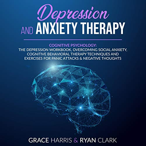 Depression and Anxiety Therapy  By  cover art