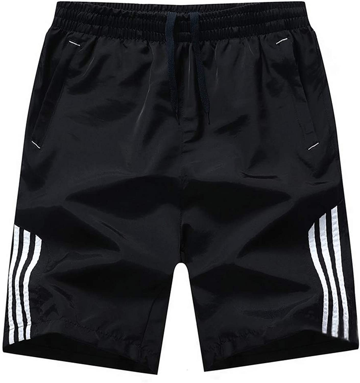 LBL Men's Fitted Gym Workout Shorts Bodybuilding Lightweight Runing Training Jogger Gym Shorts