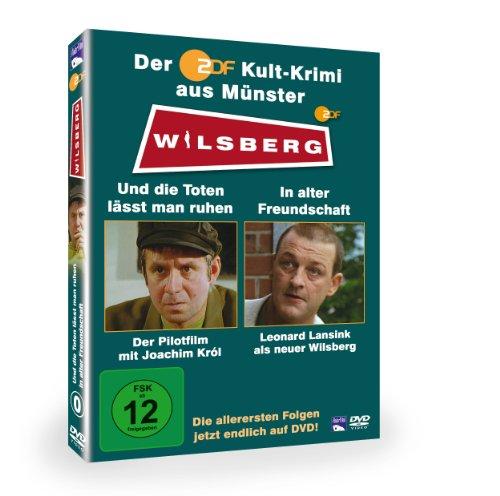 Wilsberg - Und die Toten lässt man ruhen / In aller Freundschaft