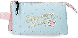 Movom Enjoy Every Moment pennfodral trippel flerfärgad 22 x 12 x 5 cm polyester