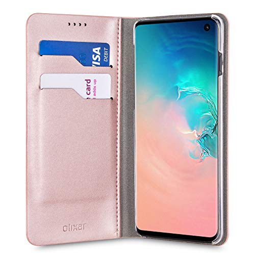 pu faux leather case for galaxy s10