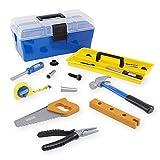 Just Like Home Workshop 18pc. Tool Box, Multi