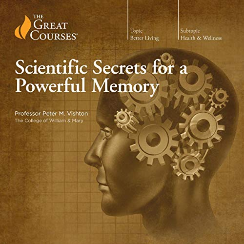 Scientific Secrets for a Powerful Memory cover art