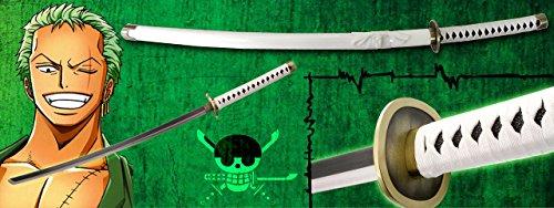 Wado ichimonji Harmonie Straße ein Stück zoro Katana Schwert Cosplay Schwert