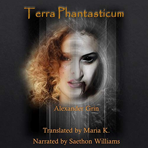 Terra Phantasticum audiobook cover art