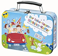 Moses 90237 Der Reise-Regen-Rücksitz-Koffer Mehr