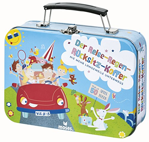 moses Moses 90237 Der Reise-Regen-Rücksitz-Koffer Mehr Bild