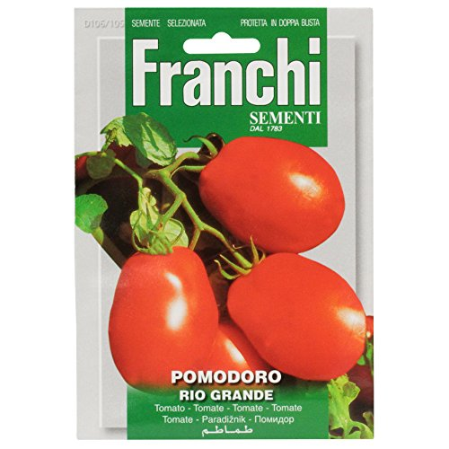 Seeds of Italy Franchi Tomate Rio Grande