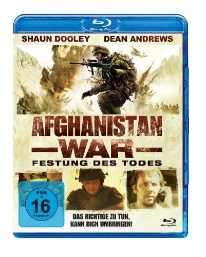 Afghanistan War [Blu-ray]