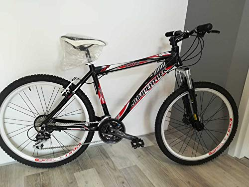 CINZIA Fahrrad Fahrrad Phyton 26 Zoll Aluminium schwarz 24 V
