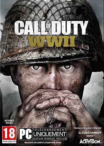 puissant Call of Duty: Seconde Guerre mondiale [Ne contient pas de DVD]