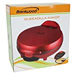 Brentwood-TS-120-Quesadilla-Maker-8-inch-Red