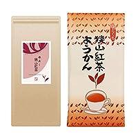 mita 【水出し】お手軽狭山紅茶 ~ 和紅茶ティーバッグ ~ ( 3g×15個入 ) + 狭山茶 紅茶ようかん ( 一口ようかん )