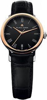 Maurice Lacroix - Reloj Automático Maurice Lacroix Les Classiques Ladies, Oro Rosa 18K, Negro