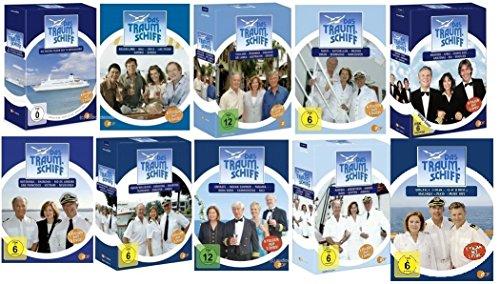 Das Traumschiff DVD-Box I-X (35 DVDs)