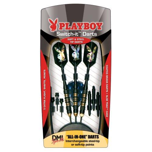 DMI Playboy Classic Switch-it Dart Set (18-Gram)