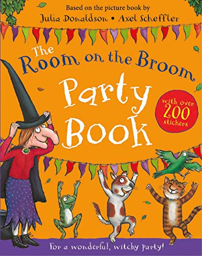 The Room on the Broom Party Book