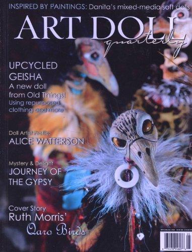 Art Doll Quarterly May June July 2009