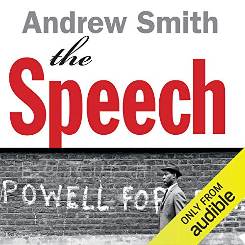 The Speech audiobook cover art