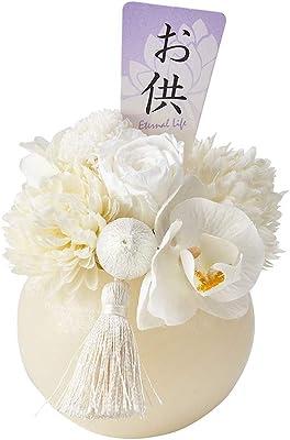 東京堂 虹花(にじか) アレンジメント プリザーブドフラワー ZY005180 フューネラルアレンジ 供花
